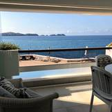 Meerblick Apartment in Cala Fornells